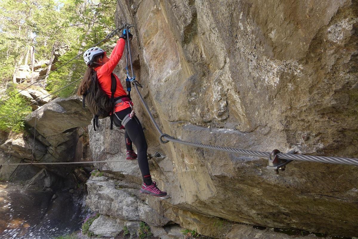 Klettersteig Oetztal : Klettersteig ausbildungskurs innsbruck für einsteiger