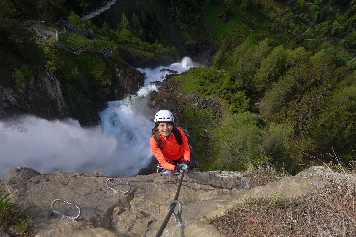 Klettersteig Innsbruck : Klettersteig innsbrucker karwendel mountaineers at