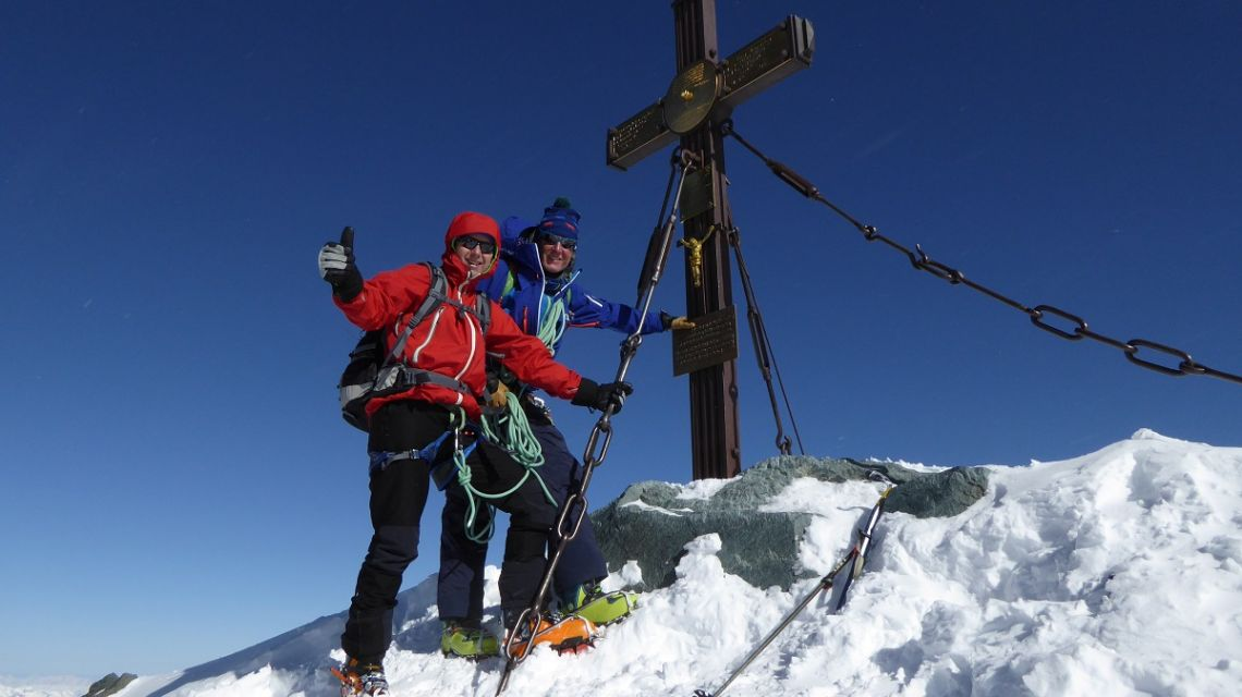 höchste berge österreich